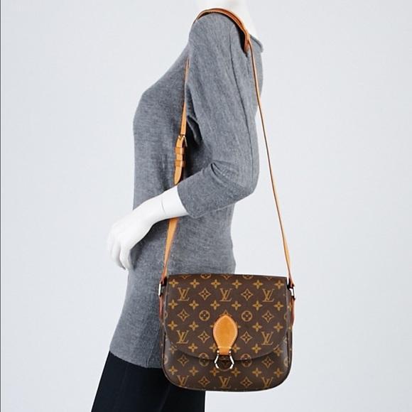 1538ebcd93bd Louis Vuitton Bags   Auth Saint Cloud Gm Crossbody Bag   Poshmark